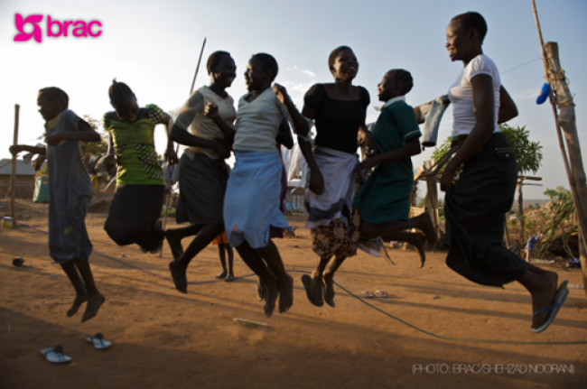 BRAC and NoVo Foundation announce $5 million partnership to empower girls in developing countries