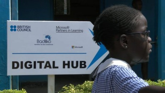 IT Hubs Launched for Kenyan Schools