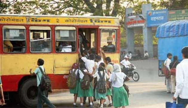 School's out for students as PMC, NGOs squabble over funds for buses