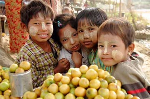 The time is now for Myanmar to dramatically increase social budgeting for children
