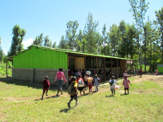 Pop-Up Schools Could Radically Improve Global Education: Bridge Academies School in a Box