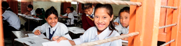 Giving Nepal's Poorest Kids a Healthy Start