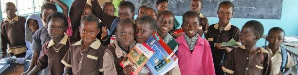 Help make sure every child has access to primary education