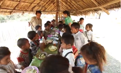 Lunch Lessons: How to Learn On a Full Stomach in Lao PDR