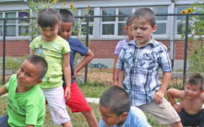 Migrant children, families enriched by fun, academic activities; creates bonds