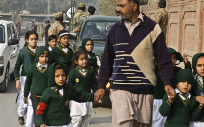 Pakistan horror: When the war comes to schools