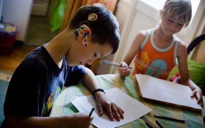 Technology: transforming the lives of children with disabilities
