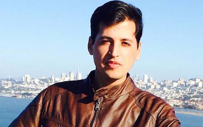 Meet the inspiring young man who's helping girls in Afghanistan to get an education