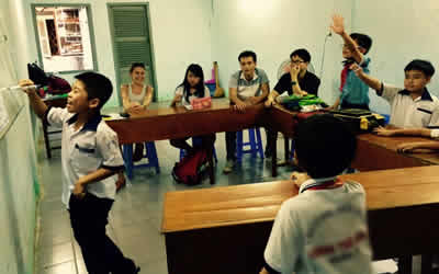How did Vietnam's schools outperform those of many developed countries?