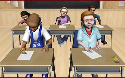 Virtual Classrooms: A Vision of the Future of Teacher Training