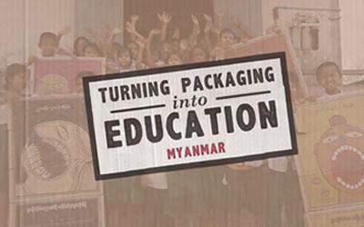 Turning Packaging into Education