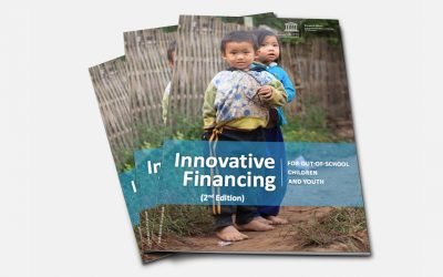 Innovative Financing (2nd Edition) for Out-Of-School Children and Youth