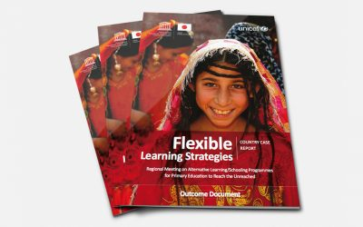 Flexible Learning Strategies: Country Case Report