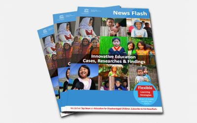 News Flash – Innovative Education Cases, Researches & Findings