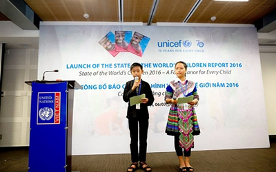 Investing in most disadvantaged children be economically sound and strategic decision: UNICEF