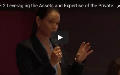 14.5 Leveraging the Assets and expertise of the private sector