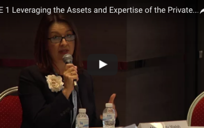 14.4 Leveraging the Assets and expertise of the private sector