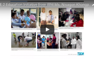 14.3 Education Initiative from IBM
