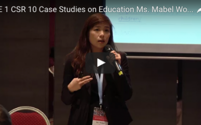 14.2 CSR 10 Cases Studies on Education