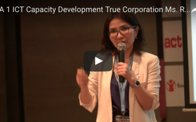 14.1 ICT Capacity Development True Corporation