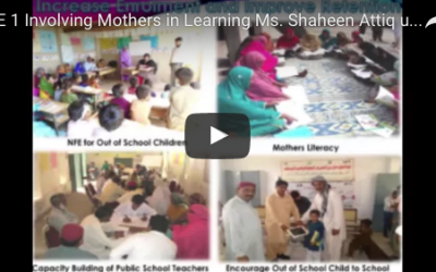 13.2.5 Involving Mothers in Learning: To promote retention for their children