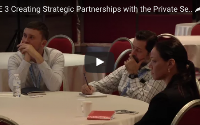 14.8 Creating Strategic Partnership with the Private Sector