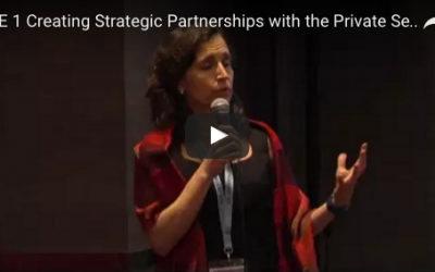 14.6 Creating Strategic Partnership with the Private Sector