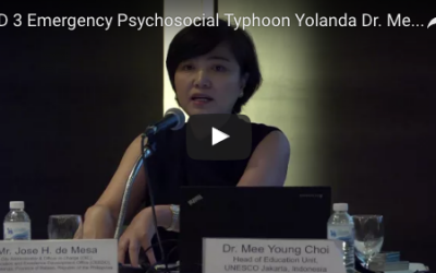 11.2.4 Emergency Psychosocial Support for Secondary School-aged Students Affected by Typhoon Yolanda in the Philippines