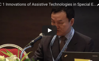 9.4 Innovations of Assistive Technologies in Special Education (AT)