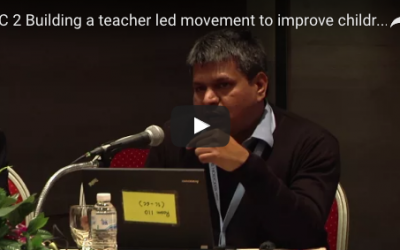 6.3.6 Building a teacher-led movement to improve children's learning outcome
