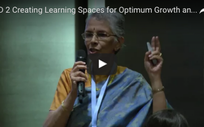 6.1.2 Creating Learning Spaces for Optimum Growth and Development