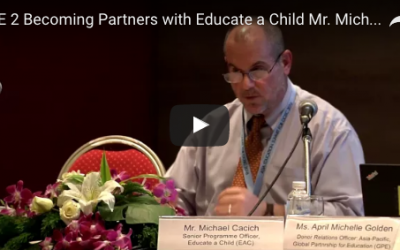 4.7 Becoming Partners with Educate a Child
