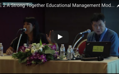 4.4 A Strong Together Educational Management Model: Public-Private Partnership Chiang Mai Education Management for All