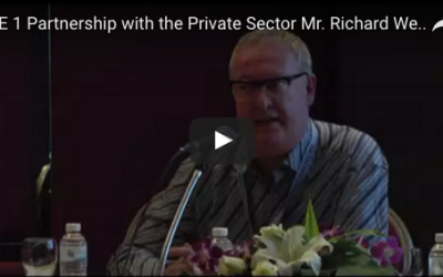 4.3 Partnership with the Private Sector: Principles and Practice