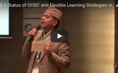 2.7 Status of Out of School Children and Flexible Learning Strategies in Nepal