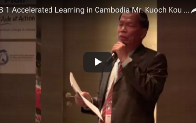 2.5 Accelerated Learning in Cambodia