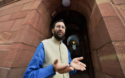 India: Reaching out to out-of-school children vital: HRD minister Javadekar