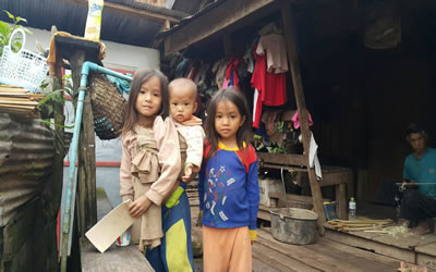 Out-Of-School, Not Out of Reach  The Children of Ban Nam Lo, Lao PDR – Photo Essay