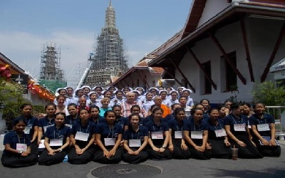 Thailand: Temple of Dawn offers a beacon of hope
