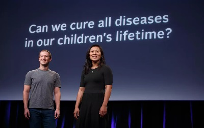 Mark Zuckerberg's philanthropy organization is acquiring a search and AI startup called Meta