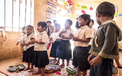 Cambodia:Early learning is making a difference for children from ethnic minority communities