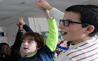 US: A regular classroom with special-needs students enriches all