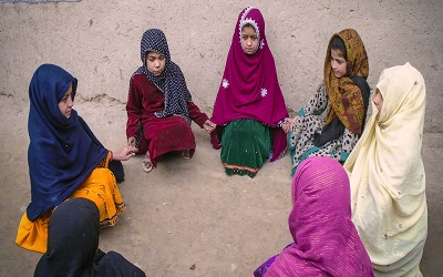Pakistan: Providing refugee children with primary education