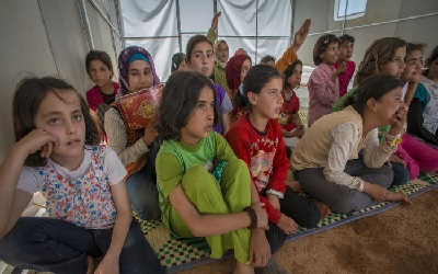 One big reason that Syria's future looks bleak: Education has been a victim of war