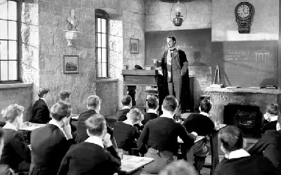 Utopian thinking: why not put children in charge of their schools?