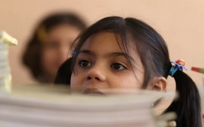 Who is shaping girls' education globally?