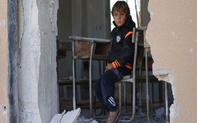 Syria: Lack of education for children of conflict a stumbling block to peace
