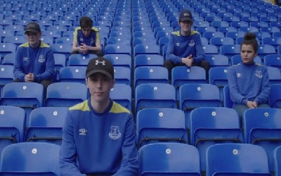 UK: Everton FC: The football club that teaches troubled children