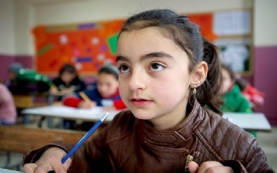 Syrian students: 'We belong in the classroom'