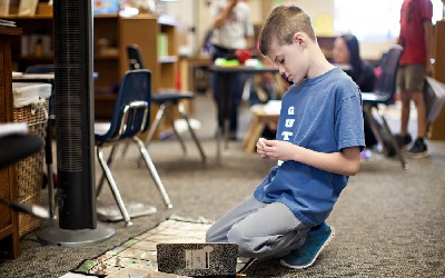 No Grade Is Too Early for Flexible Seating